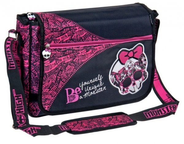 5901350209875 Torba na ramię Monster High
