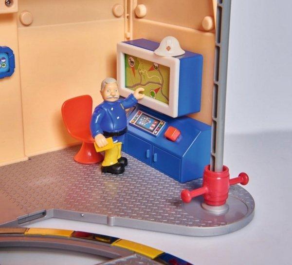 zestawy ze Strażakiem Samem zabawki