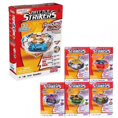 Dysk Battle Strikers seria 2 Mega Blocks 29449