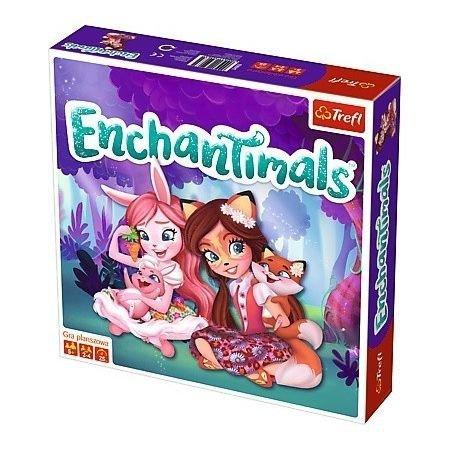 Gra Enchantimals Magical Forest Trefl
