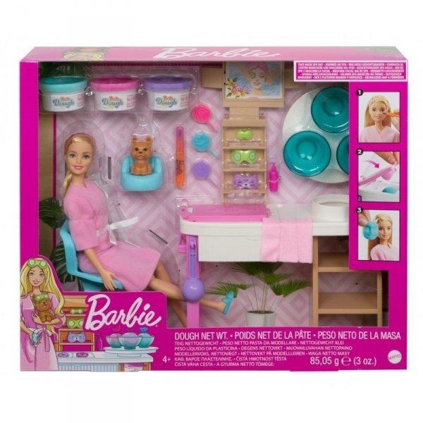 Barbie w Spa