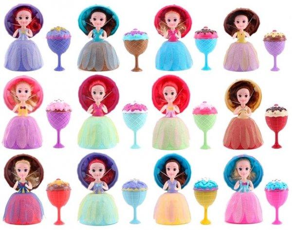 Gelato Pachnący deser laleczka babeczka Cupcake Tm Toys 1098
