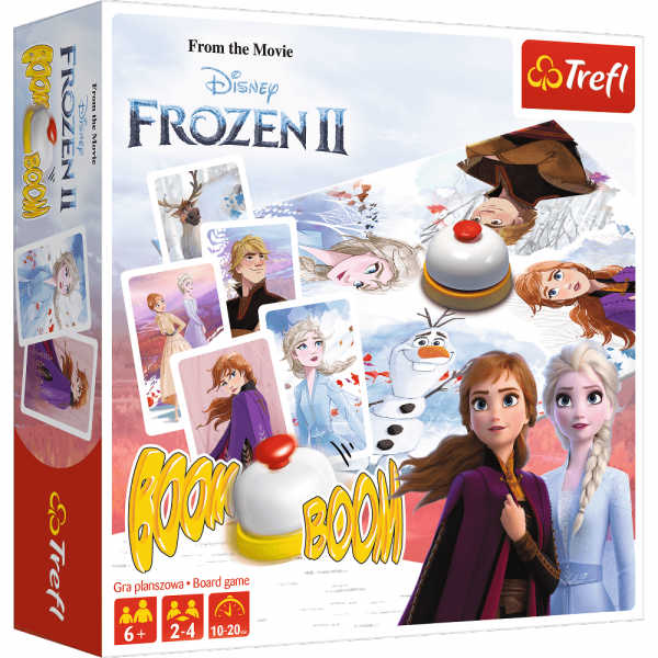 Boom Boom Frozen 2 Kraina Lodu 2