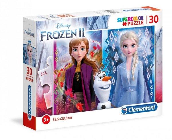 Puzzle Frozen 2 Kraina Lodu 2 30 el. Clementoni 20251
