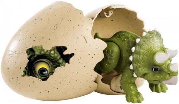 Jajkozaury Wykluwające się zabawki