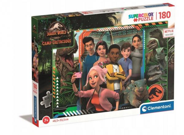 Puzzle Jurassic World 180 el. Clementoni 29773