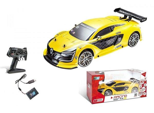 Samochód Sportowy Renault Drifting