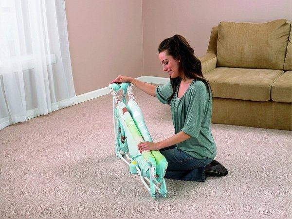 leżaczki dla niemowląt Fisher Price