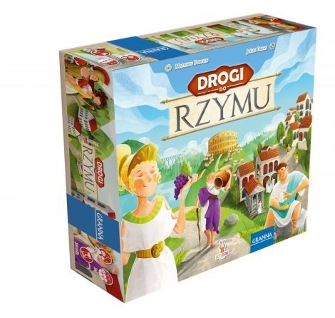 Gra Drogi do Rzymu Granna 00368