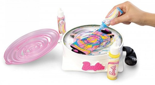 Zestaw projektantka mody Barbie Mattel