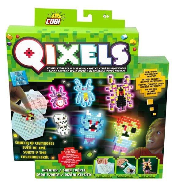 Qixels Mega zestaw Kreator