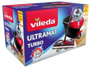 Vileda UltraMat Turbo Komplett-Set