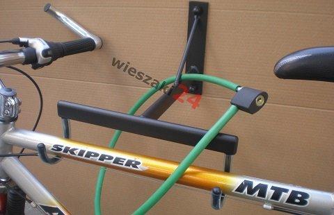 Wieszak na rower R12C