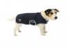 Derka dla psa Coat Classic - SPOOKS - navy