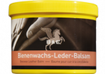 Balsam do skór z woskiem Bienenwachs Leder Balsam 500ml - B&E