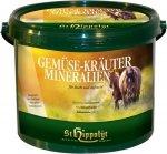 St HIPPOLYT dodatek mineralno-witaminowy Gemuse Krauter Mineralien - 10kg