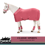 Derka JERSEY CRYSTAL - CLASSIC SPORTS wiosna-lato 2021 - Eskadron - rouge