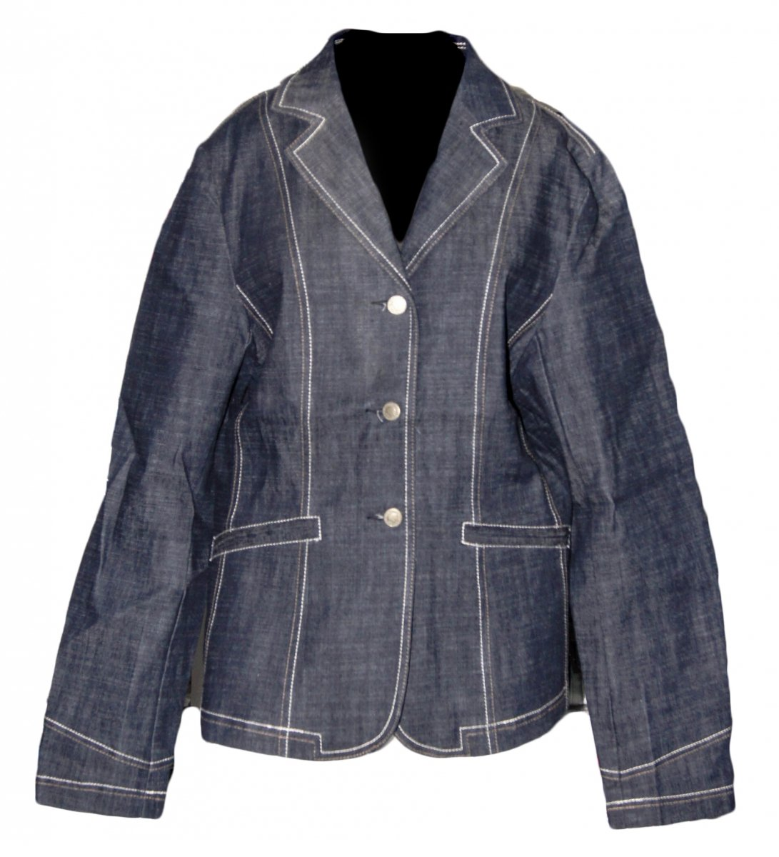 c33ea5847bd75 Marynarka jeansowa damska - Jacson