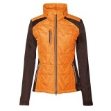 Kurtka SCARLETT damska - Schockemohle - winter orange