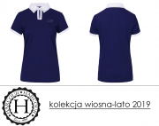 Koszulka polo ROSA damska kolekcja wiosna-lato 2019 - Harcour