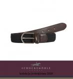Pasek do spodni SPORTY LOGO AW20 - Schockemohle - black