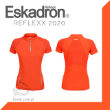 Koszulka damska Eskadron Reflexx wiosna/lato 2020 - neon orange