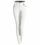 Bryczesy damskie AVA - ELT - white
