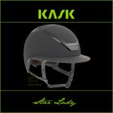 Kask Star Lady - KASK - antracytowy - roz. 50-54