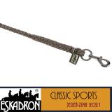 PRZEDSPRZEDAŻ Uwiąz REGULAR KH - Classic Sports A/W 21 - Eskadron - steel grey