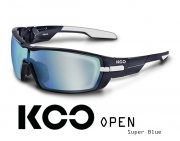 Okulary KOO Open - Super Blue - navy