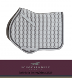 Potnik GLOSSY POWER PAD STYLE AW20 - Schockemohle - silver