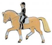 Znaczek ozdobny 79 - Rider - HappyRoss
