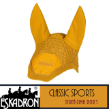 PRZEDSPRZEDAŻ Nauszniki SPORT - Classic Sports A/W 21 - Eskadron - vintage gold