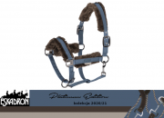 Kantar DOUBLE PIN FAUXFUR - PLATINUM EDITION 2020/21 - Eskadron - vintageblue