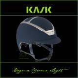 Kask Dogma Chrome Light - KASK - granatowy/srebrny - roz. 50-54