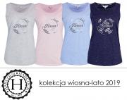 Bluzka top tank DIEGO damska kolekcja wiosna-lato 2019 - Harcour