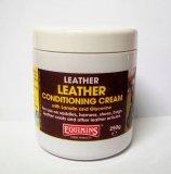 Krem do konserwacji wyrobów skórzanych Leather Conditioning Cream 250g - EQUIMINS