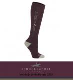Kolanówki SPORT AW20 - Schockemohle - burgundy
