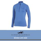 Bluza PAGE SS20 - Schockemohle - sapphire