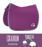 Potnik COTTON - YOUNGSTAR 2019/20 - Eskadron - sweet berry