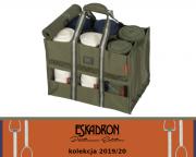 Torba na bandaże Eskadron GLOSSY - PLATINUM 2019/2020 - martini olive