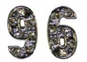Cyfra 6 lub 9 duże do naczółka - HKM