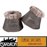 Kaloszki FAUXFUR - Classic Sports A/W 21 - Eskadron - steel grey