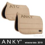Potnik ANKY ATC kolekcja wiosna-lato 2019 - pale gold