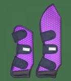 Ochraniacze transportowe UNICORN - WALDHAUSEN - lilac hearts