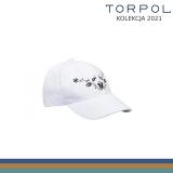 Czapka z daszkiem DIAMOND - kolekcja 2021 - TORPOL