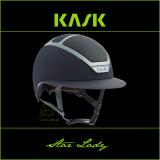 Kask Star Lady - KASK - granatowy - roz. 50-54