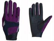 Rękawiczki Roeckl MENDON 3301-274 - berry