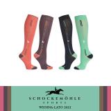 Podkolanówki jeździeckie wiosna-lato 2021 - Schockemohle