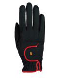 Rękawiczki LONA 3301-336 - Roeckl - black/red